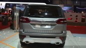 Tata Hexa rear at the 2015 Geneva Motor Show