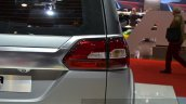 Tata Hexa taillamp at the 2015 Geneva Motor Show