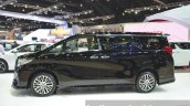 Toyota Alphard side at the 2015 Bangkok Motor Show