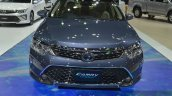 Toyota Camry Hybrid front at the 2015 Bangkok Motor Show