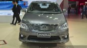 Toyota Innova front at the 2015 Bangkok Motor Show