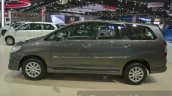 Toyota Innova side at the 2015 Bangkok Motor Show