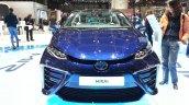 Toyota Mirai front at the 2015 Geneva Motor Show