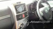 Toyota Rush facelift dashboard Indonesia specification
