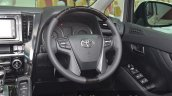 Toyota Vellfire steering wheel at the 2015 Bangkok Motor Show