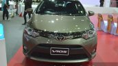 Toyota Vios at the 2015 Bangkok Motor Show