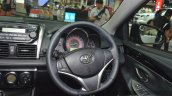 Toyota Vios cockpit at the 2015 Bangkok Motor Show