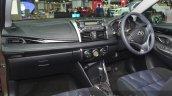 Toyota Vios dashboard at the 2015 Bangkok Motor Show