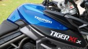 Triumph Tiger XCx badge