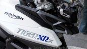 Triumph Tiger XRx logo