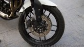 Triumph Tiger XRx wheel front