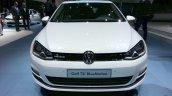 VW Golf TSI BlueMotion front at the 2015 Geneva Motor Show