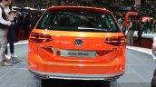 VW Passat Alltrack rear at the 2015 Geneva Motor Show