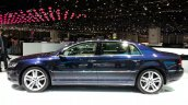 VW Phaeton Exclusive Edition side at 2015 Geneva Motor Show
