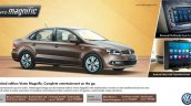VW Vento Magnific advertisement