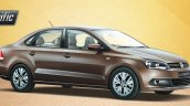 VW Vento Magnific press image