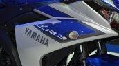 Yamaha YZF-R3 badges at 2015 Bangkok Motor Show