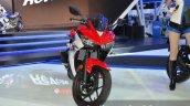 Yamaha YZF-R3 front at 2015 Bangkok Motor Show