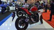 Yamaha YZF-R3 rear quarter at 2015 Bangkok Motor Show