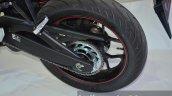Yamaha YZF-R3 rear wheel at 2015 Bangkok Motor Show