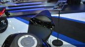 Yamaha YZF-R3 shape of seat at 2015 Bangkok Motor Show