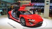 nanoFlowcell QUANT F at the 2015 Geneva Motor Show