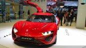 nanoFlowcell QUANT F showcased at the 2015 Geneva Motor Show