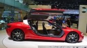nanoFlowcell QUANT F side at the 2015 Geneva Motor Show