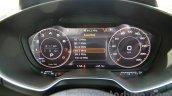 2015 Audi TT Virtual Cockpit India launch