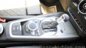 2015 Audi TT center console buttons India launch