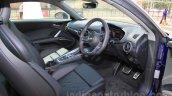 2015 Audi TT cockpit India launch