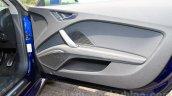 2015 Audi TT door India launch