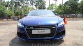 2015 Audi TT front India launch