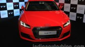 2015 Audi TT front fascia India launch