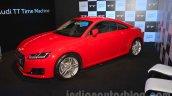2015 Audi TT front quarter India launch