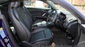 2015 Audi TT interior India launch