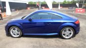 2015 Audi TT profile India launch