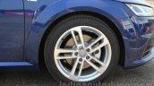2015 Audi TT wheel India launch