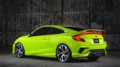 2015 Honda Civic Concept official image rear three quarter