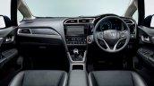 2015 Honda Shuttle dashboard (Japanese market)