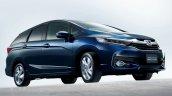 2015 Honda Shuttle front three quarter left (Japanese market)