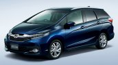 2015 Honda Shuttle front three quarter right (Japanese market)