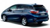 2015 Honda Shuttle rear three quarter (Japanese market)