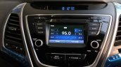 2015 Hyundai Elantra audio system for India