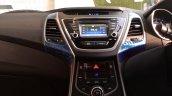 2015 Hyundai Elantra center console for India
