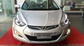 2015 Hyundai Elantra front for India
