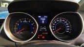 2015 Hyundai Elantra instrument binnacle for India
