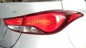2015 Hyundai Elantra taillight for India