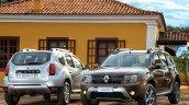 2015 Renault Duster facelift Brazil