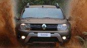 2015 Renault Duster facelift grille Brazil